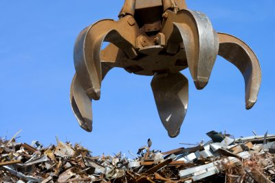 metal recycling for cash