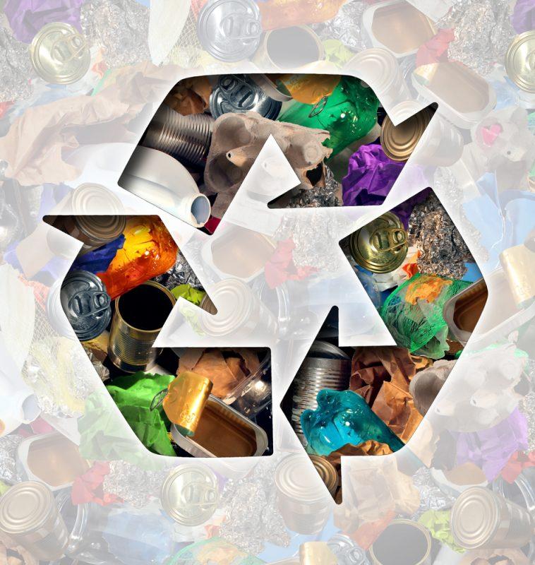 recycling concept corpus christi